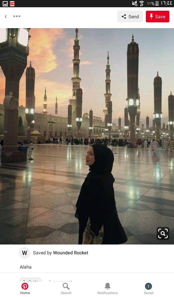 Pin By اليمن اصل العرب On رمزيات بنات محجبات Beautiful Muslim Women Muslim Photos Muslim Girls