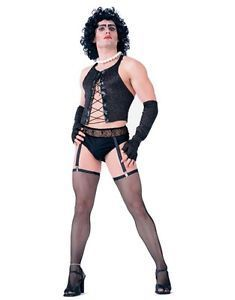 Rocky Horror Picture Show-Frank N Furter Costume.  Official licensed product from Twentieth Century Fox.