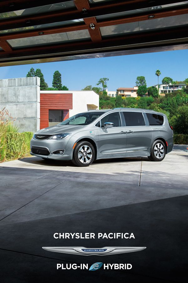 Wake Up To A View Chrysler Chryslerpacifica Hybrid Plugin