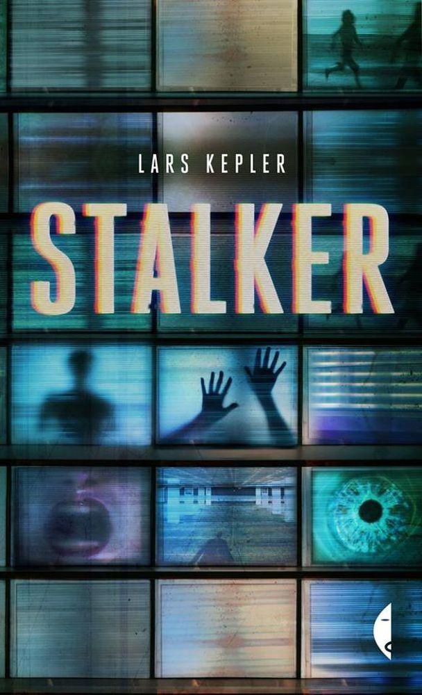"""Lars Kepler, """"Stalker"""", przeł. Marta Rey-Radlińska, Czarne, Wołowiec 2016. 603 strony"""
