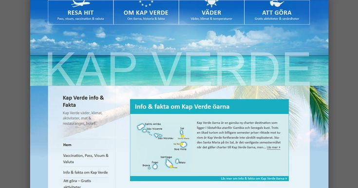 Cape Verde islands information: visa, vaccine, weather, climate, restaurants, free activities and attractions, watersports, surf, diving, snorkeling & more