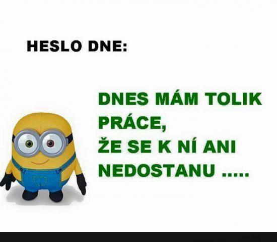 Heslo dne... | torpeda.cz - vtipné obrázky, vtipy a videa
