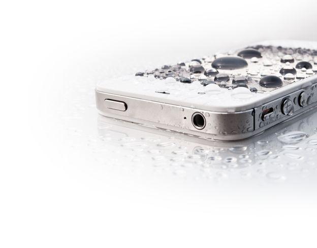 LIquipel: Waterproof your phone. #Waterproofing #Phone
