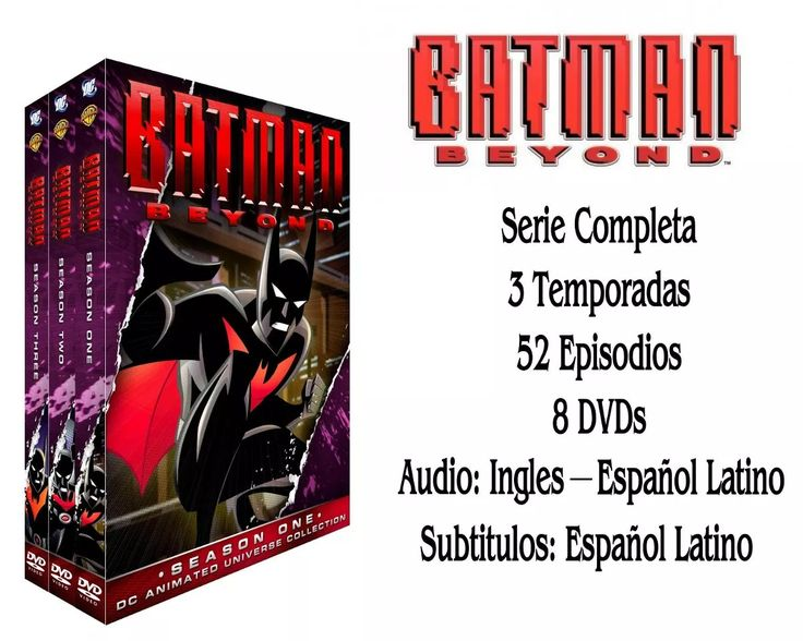batman beyond - batman del futuro - serie