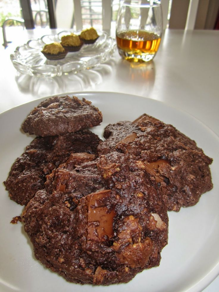 Just Baking it Up.: Easy Recipe for French Brandy and Ferrero Rocher C...