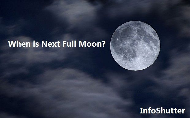 When is Next Full Moon : Full Moon 2015   A Full Moon a Unique event which is not based on English Calendar Month dates but based on movement of Sun and Moon. When is next Full Moon? Full Moonexactlyoccurs when the moon is inopposition to the Sun and this conveys when is next full moon. This is a rare event and generally happens once a month. Due to many reason this date is very important. In many religion this date is having a huge significance. Even some good events like Marriage Ceremony…