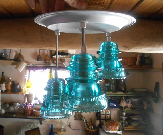 The Original Authentic Insulator Light  by DivineDiscoveries