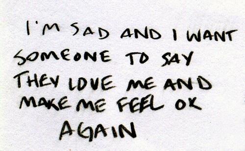 : Heart, Life, Quotes, I'M Sad, Posts, Thought, I M Sad, Depression, Feelings