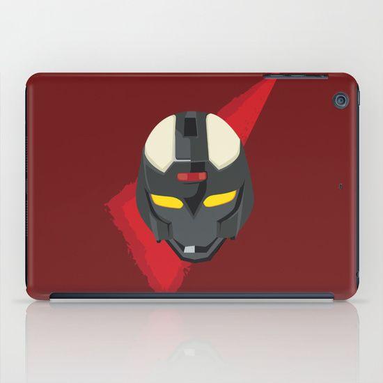 Macgaren (Jaspion) iPad Case