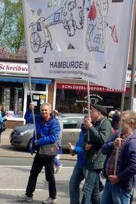 Hamburger Forum für Völkerverständigung, Maidemo Hamburg 2016