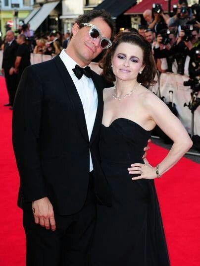 Helena Bonham Carter at BAFTAS