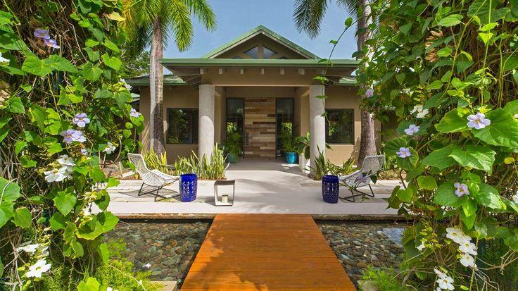 Un hotel perfecto con decoración colorida, sosegada y elegante en Puerto Rico