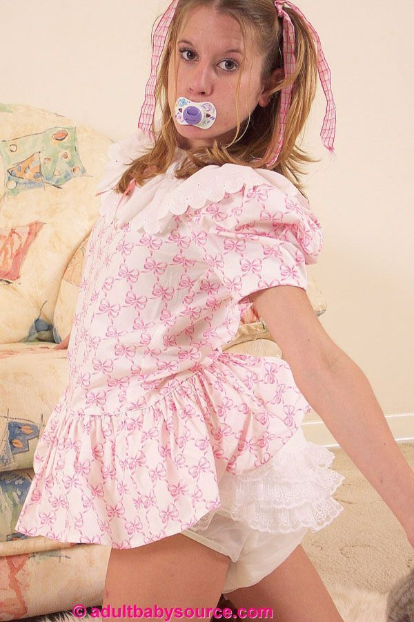 Baby Pacifiers And Clothes For Baby Girls