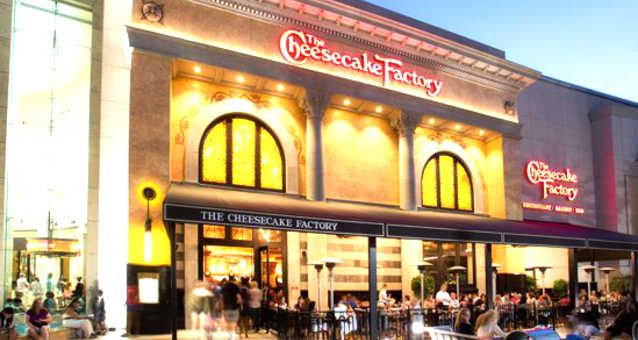 The Cheesecake Factory At Yorkdale Will Not Be Taking Reservations On Opening Day