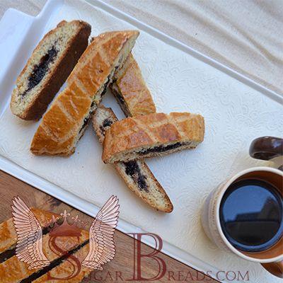 Cookies με μαρμελάδα | Sugar & Breads in Greece