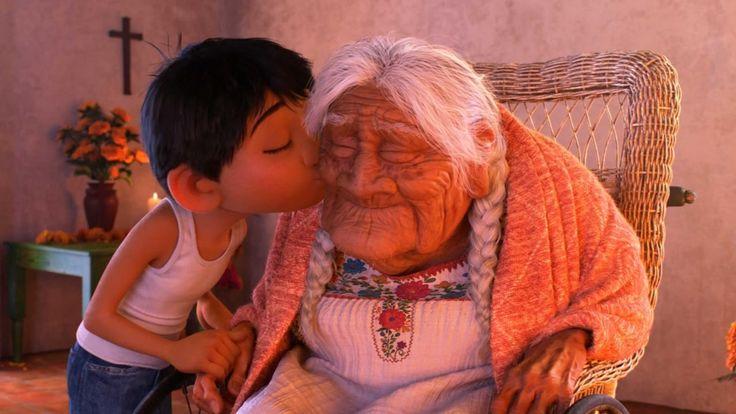 Happy Mother's Day from Disney•Pixar's Coco!