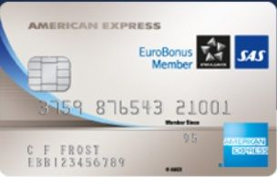 SAS | American Express Premium | EuroBonus Member