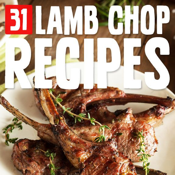 Lamb chops can be the most delicious cut of meat if prepared properly. These are my favorites and will completely change the way you think of lamb!