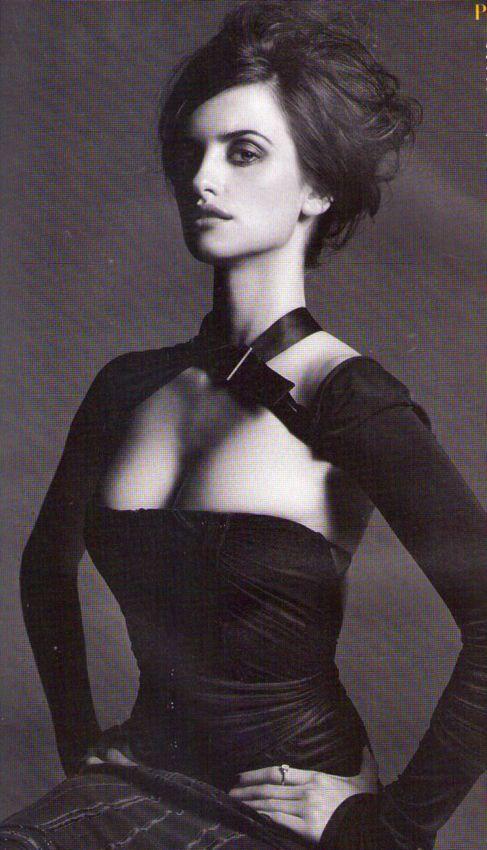 Penelope Cruz by Michael Thompson