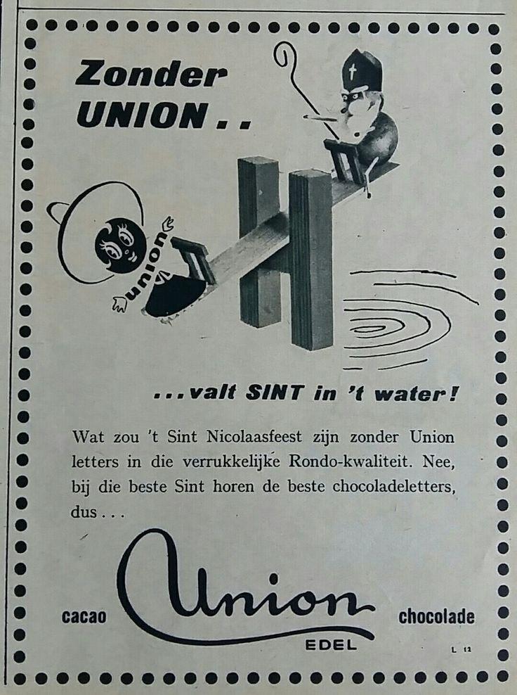 UNION advertentie 1953
