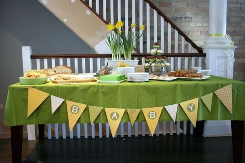 25  best ideas about green baby showers on pinterest