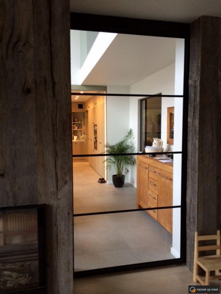 25 beste idee n over metalen deuren op pinterest stalen for Deuren specialist