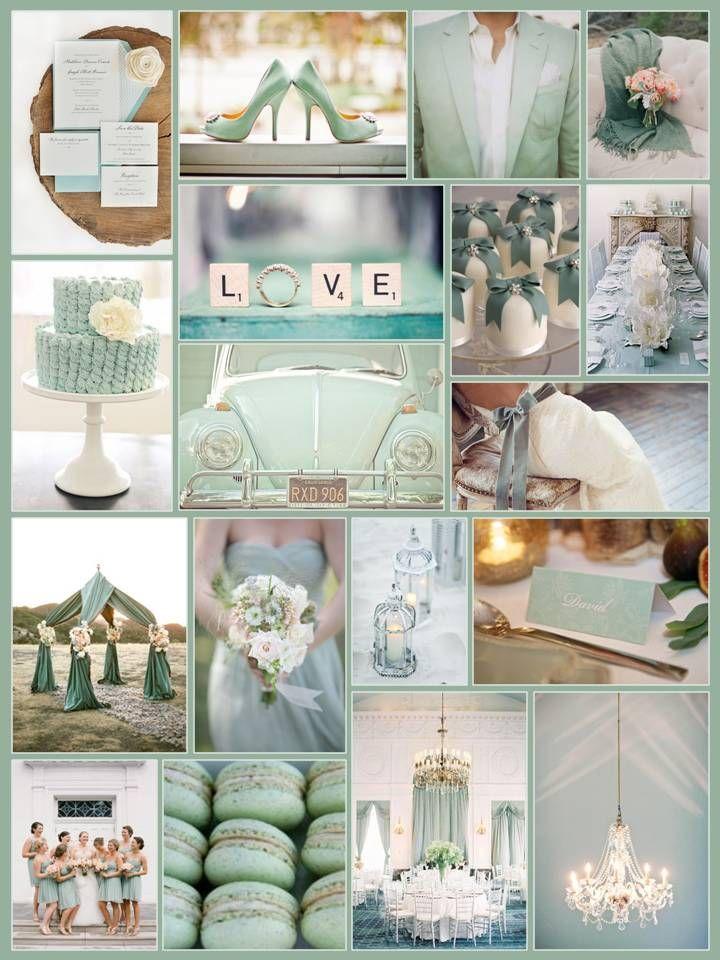 An English Rose, Luxury Lifestyle Weddings - Greyed Jade Wedding