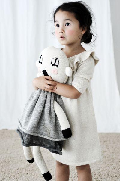 Pesquisa de tendências para moda infantil.