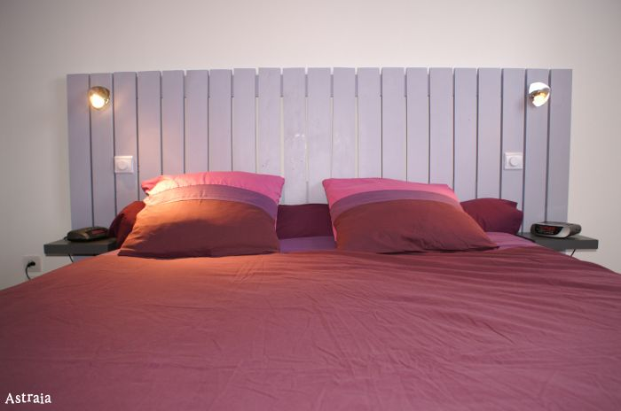 La t te de lit 2 love this love and ideas for Motel pas chere