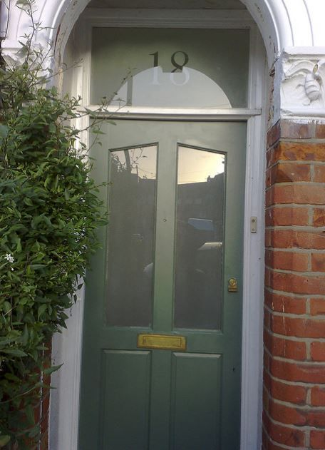 9 Best Green Smoke 47 Paint Farrow And Ball Images On Pinterest Paint Colors Wall Paint