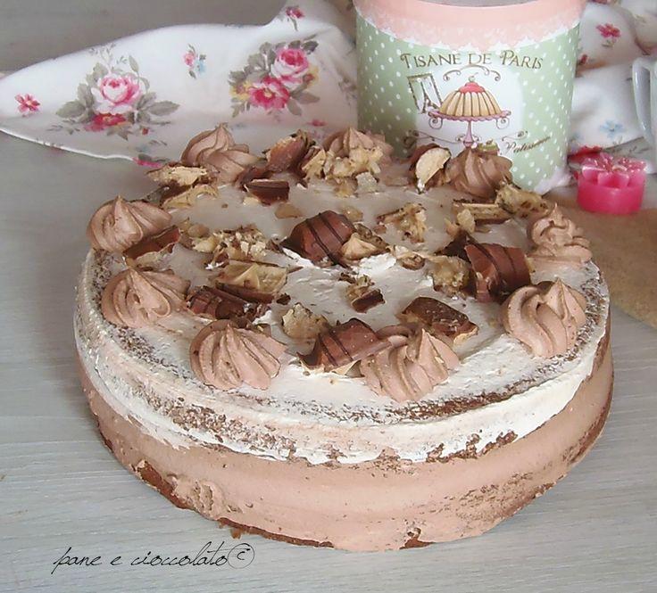 Torta Buena alla mousse al cioccolato