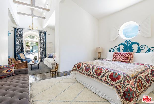 Inside Katy Perry S Bohemian Hollywood Hills Home Home Perry