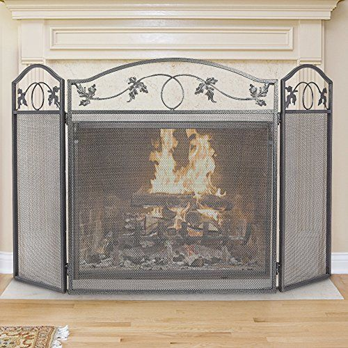 8 Best Fireplace Screens Images On Pinterest Fire Places