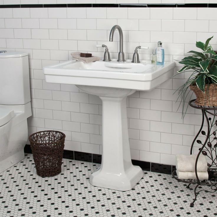 33 Best Vintage Bathrooms Images On Pinterest