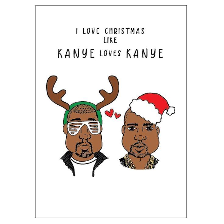 Candle Bark Creations | Kanye Loves Christmas Gift Card ...