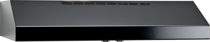 """View the Broan QML30 250 CFM 30"""" Wide Steel Under Cabinet Range Hood with Washable Filters and Axial Fan from the Intermediate Collection at VentingDirect.com."""