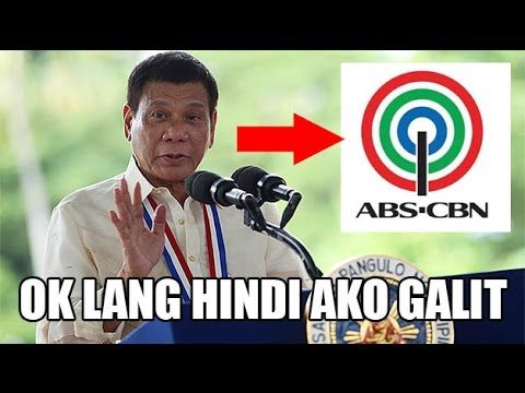 Duterte Message to Abs Cbn and All Bias Media Sa Mga Maling Ibinabalita   YouTube - http://www.dutertenewstoday.com/duterte-message-to-abs-cbn-and-all-bias-media-sa-mga-maling-ibinabalita-youtube/