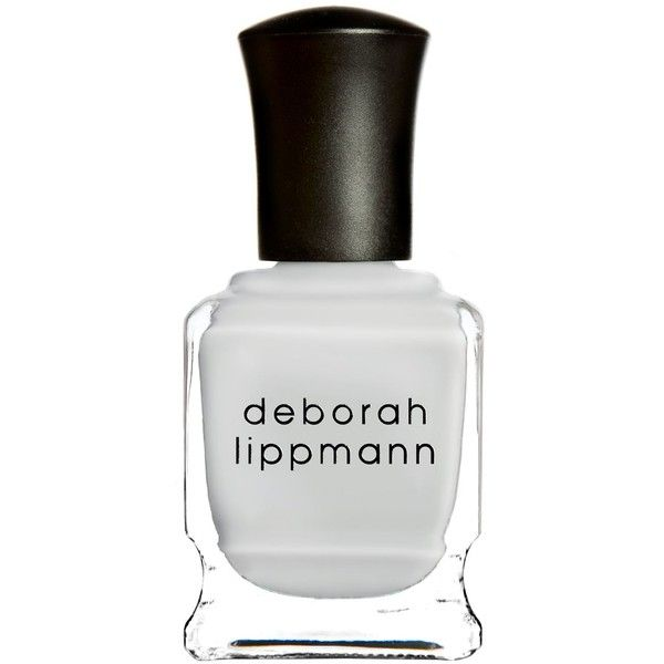 Deborah Lippmann Nail Colour (74 ILS) ❤ liked on Polyvore featuring beauty products, nail care, nail polish, deborah lippmann, deborah lippmann nail color, deborah lippmann nail polish and deborah lippmann nail lacquer