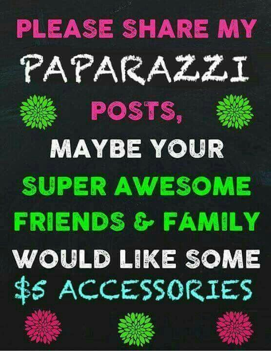 Www.facebook.com/groups/paparazziannagreen   Www.paparazziaccessories.com/58654