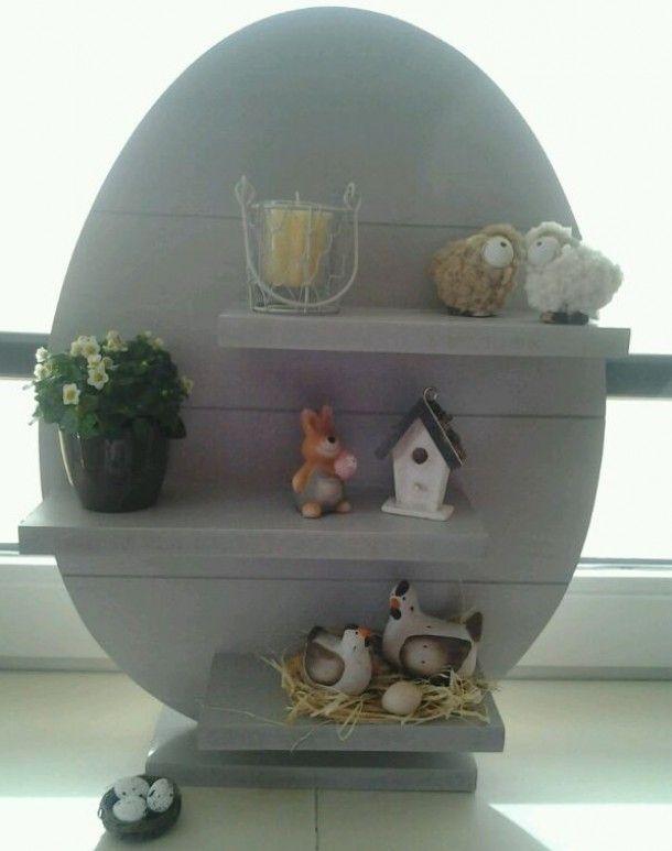 Leuk idee voor de Pasen. Door Marissi1