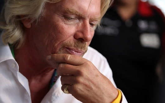 Sir Richard Charles Nicholas Branson (born 18 July 1950) is an English business magnate, best known for his Virgin Group of more than 400 companies. His first business venture was a magazine called Student at the age of 16. In 1970, he set up an audio record mail-order business.