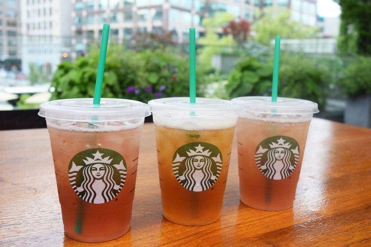 Starbucks+New+Tea+Infusions+&+FREE+Tea+Friday+July+14,+1-2pm