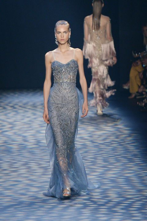 25 Dresses That Will Walk the Red Carpet This Year if There's Any Justice Left in the World  Marchesa Hard to choose between the confections Georgina Champman and Keren Craig send down the runway each season, but this one straddles the line between clean and frou-frou (can't be too bulky for the cameras), while managing to not be too fairy-princess dress-up.