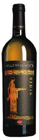 vino bianco siciliano Valle dell'Acate Bidis 2009 - Sicilia Valle dell'Acate 2009