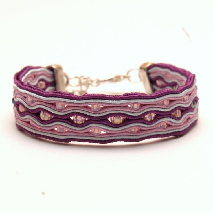 bransoletka sutasz soutache bracelet 7