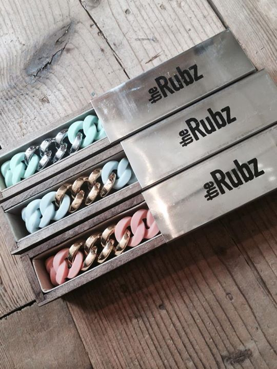 Pastel collection The Rubz