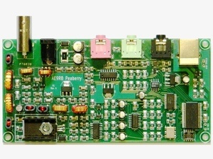 Fan of Ham Radio?  Software Defined Radio Transceiver — DIY How-to from Make: Projects