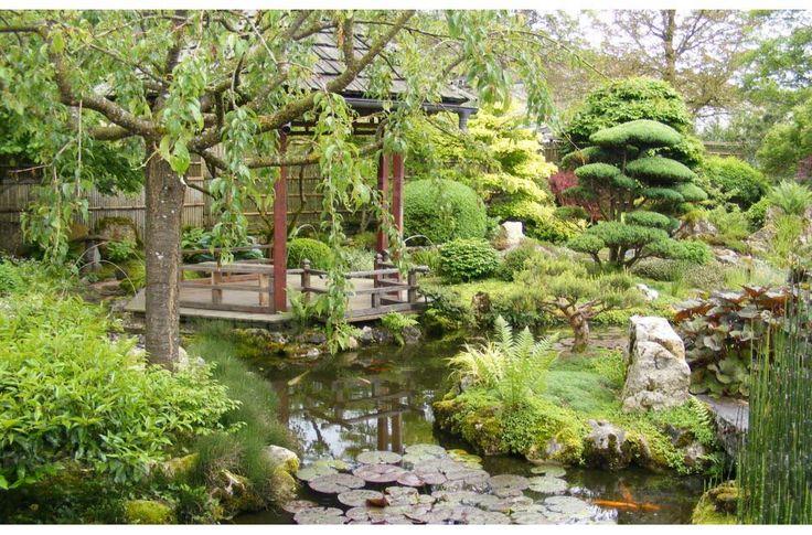 Jardin Japonais à Cressia | Jura, France | #JuraTourisme #Jura