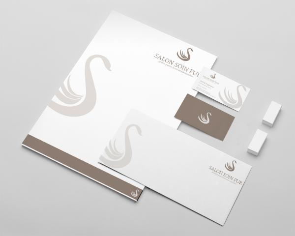Winnend ontwerp van MikesDesign - Verzorg een stijlvol logo en huisstijl voor medisch pedicure/schoonheiddspecialiste #logo design #huisstijl