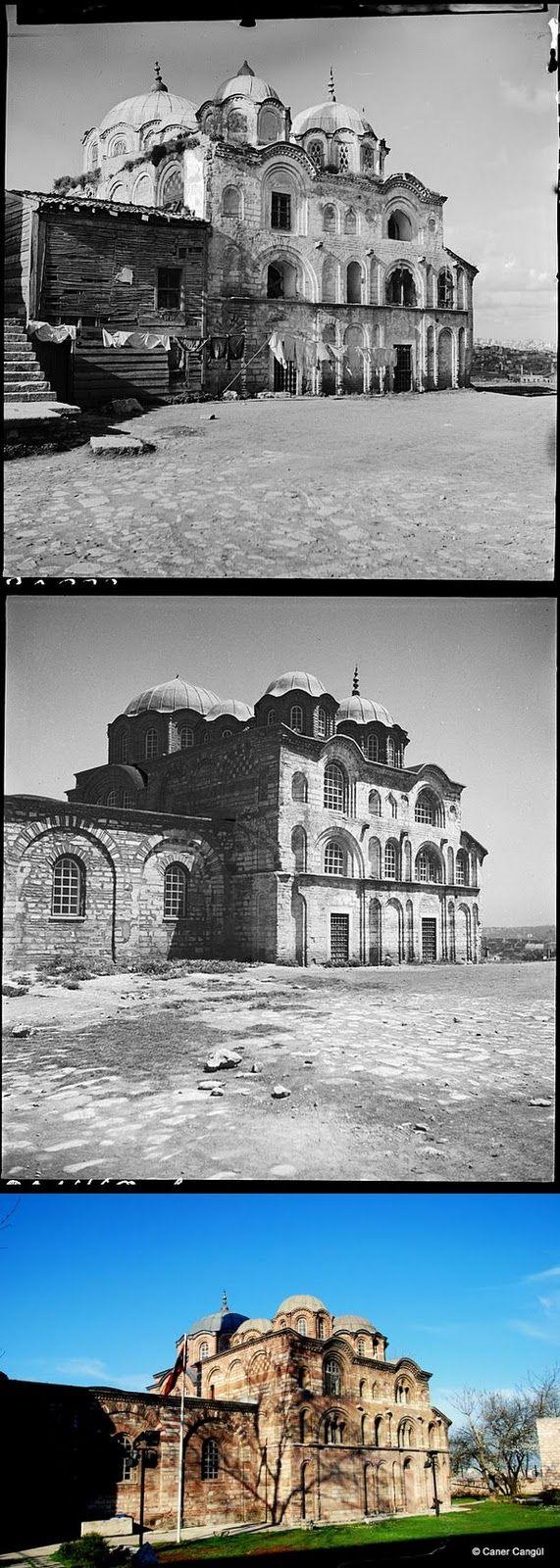 Fethiye Camii ve Müzesi 1. Fotoğraf: Nicholas V. Artamonoff, Mayıs 1937 2. Fotoğraf: Nicholas V. Artamonoff, Mayıs 1938 3. Fotoğraf: Caner Cangül, Mart 2008